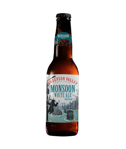 Anderson Valley Monsoon White Ale - 355ml - 5.0%