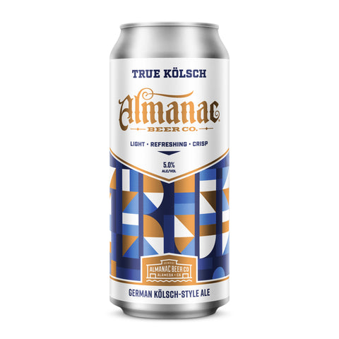 Almanac True Kolsch - 473ml - 4.7%