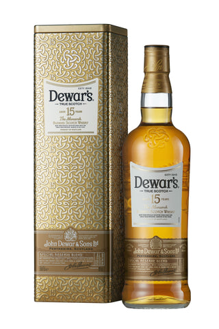 Dewar's 15 Years Old Blended Scotch Whisky - 1000ml - 40%