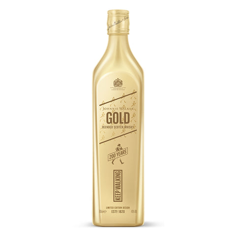 Johnnie Walker Gold Label ICONS - 750ml - 40%