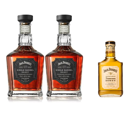 Jack Daniel's Single Barrel Set