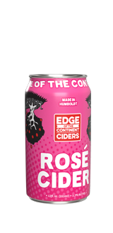 Lost Coast Edge of the Continent Rose Cider (Can) - 355ml - 5.3%