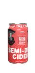 Lost Coast Edge of the Continent Semi-Dry Cider (Can) - 355ml - 5.5%
