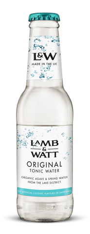 Lamb & Watt Tonic Water Original Non Alcohol - 200ml - 0%