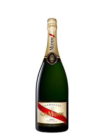 G.H. Mumm Cordon Rouge Brut - 1500ml - 12%