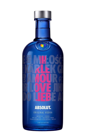 Absolut Drop Of Love Vodka - 1000ml - 40%