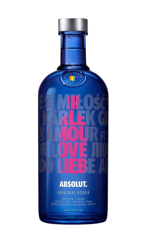 Absolut Drop Of Love Vodka - 700ml - 40%