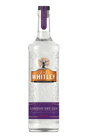 JJ.Whitley London Dry Gin - 700ml - 40%