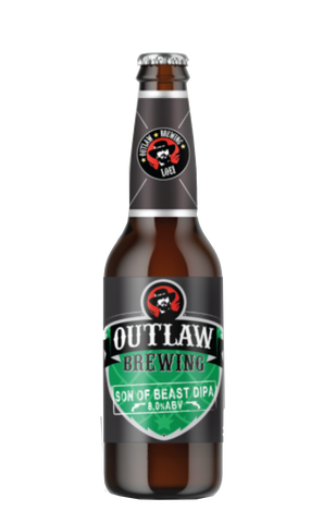 Outlaw Son of Beast DIPA - 330ml - 8%