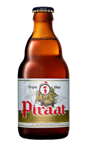 Piraat Triple Hop - 330ml - 10.5%