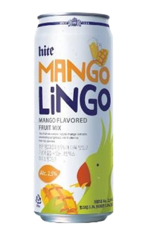 Hite Mango Lingo (CAN) - 500ml - 2.3%