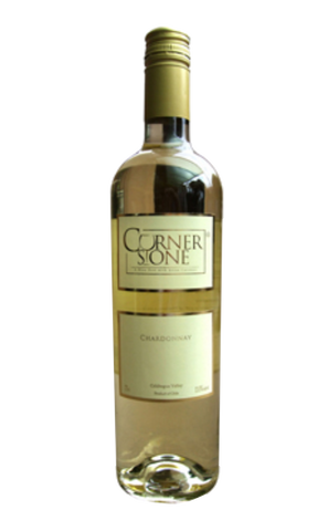 Cornerstone Chardonnay Central Valley - 750ml - 12.50%