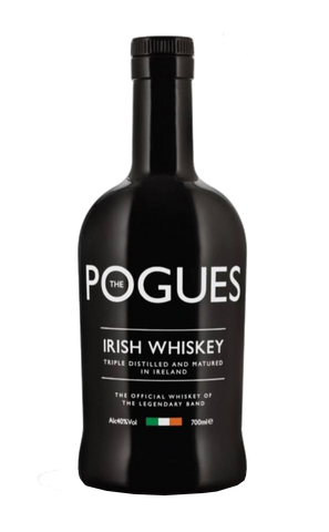 The Pogues Irish Whiskey - 700ml - 40%