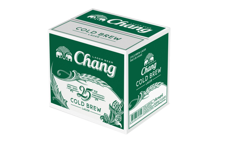Chang 25th Cold Brew Lager Bottles 12x620ml - 5.0%