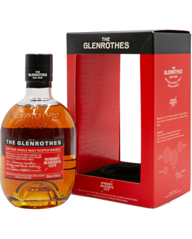 The Glenrothes Maker Cut - 700ml - 48.8%