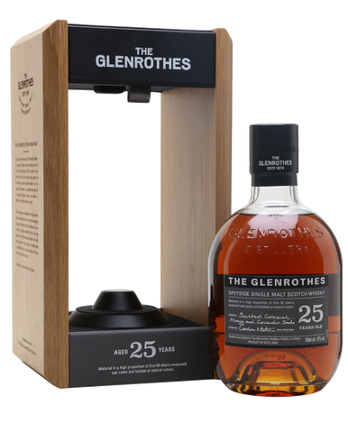 The Glenrothes 25 Years Old - 700ml - 43%