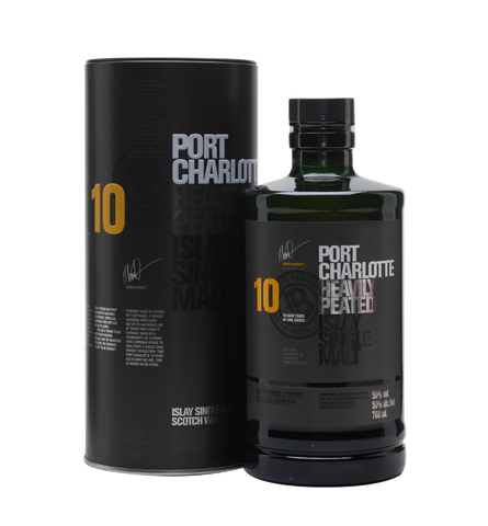 Port Charlotte 10 Years Old - 700ml - 50%