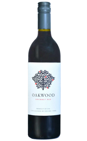 Oakwood Gourmet Red - America - 750 ml