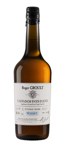 Roger Groult Whisky Cask Finish Pays d'Auge Calvados - 500ml - 46%