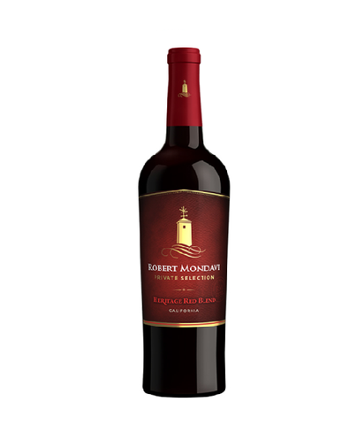 Robert Mondavi Heritage Red Blend - 750ml - 13.5%