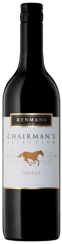 Renmano Chairman's Selection Shiraz - 750ml - 13.5%