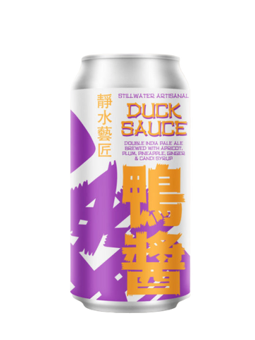Stillwater Duck Sauce Double IPA - 473ml - 9%