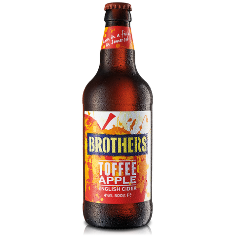 Brothers Toffee Apple - 500ml - 4%