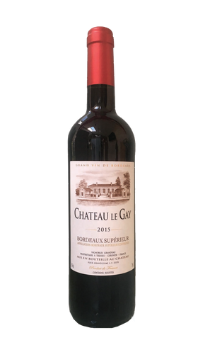 Chateau Le Gay Bordeaux Superieur - 750ml -13%