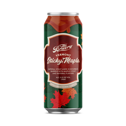 The Bruery Vermont Sticky Maple - 473ml - 11.3%
