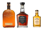 Woodford Reserve + Jack Daniel's Single Barrel Set