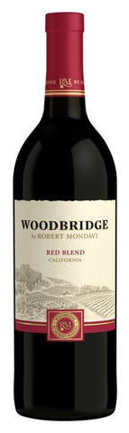 Woodbridge By Robert Mondavi Red Blend - 750ml - 13.5%
