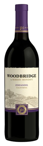 Woodbridge By Robert Mondavi Zinfandel - 750ml - 13.5%