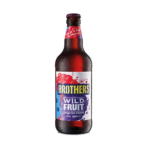 Brothers Wild Fruit - 500ml - 4.0%