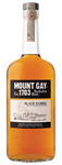 Mount Gay Black Barrel Rum - 700ml - 43% + 1x Mount Gay Naked T-Shirt