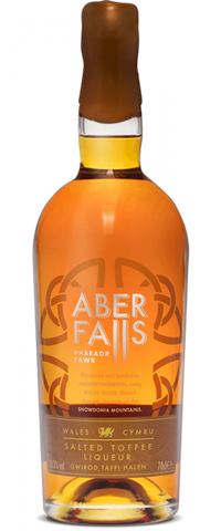 Aber Falls Salted Toffee Liqueur - 700ml - 20.3%
