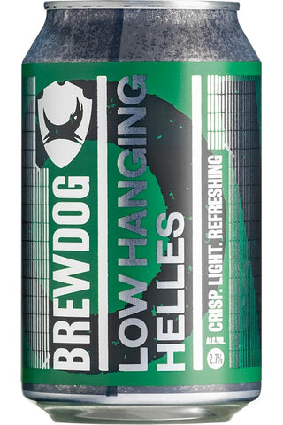 Brewdog Low Hanging Helles (Can) - 330ml - 2.7%