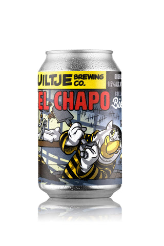 Uiltje El Chapo (Can) - 330ml - 9.5%