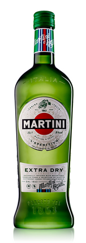 Martini Extra Dry - Vermouth - 1000ml - 18%