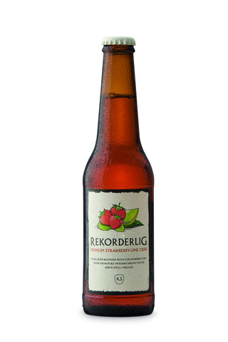 Rekorderlig Strawberry Lime - 330ml - 4.5%
