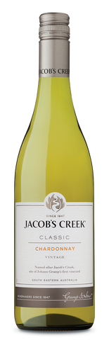 Jacob's Creek Chardonnay - 750ml - 13.5%
