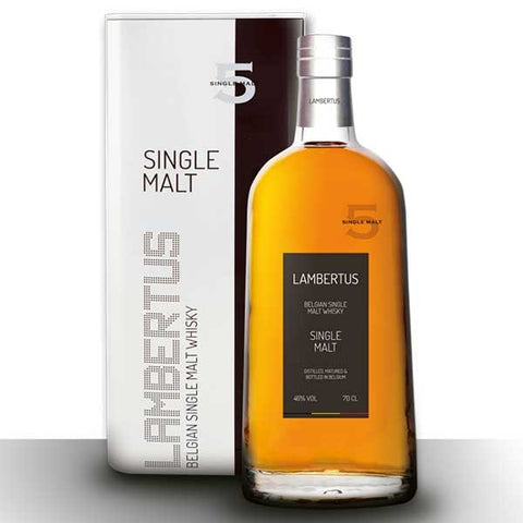 Lambertus Single Malt Whisky - 700ml - 35%