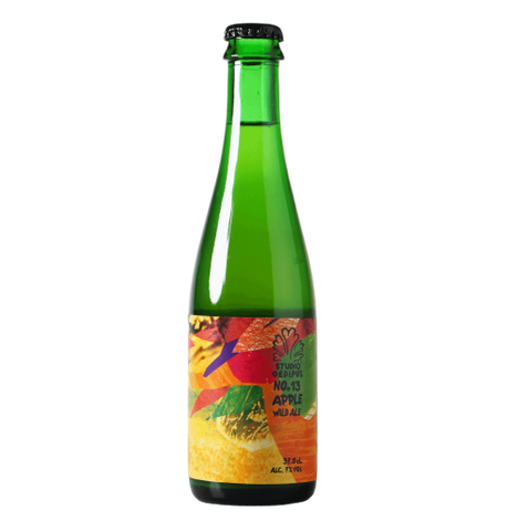Pre-Order Studio Oedipus No 13 Apple Wild Ale - 375ml - 7%