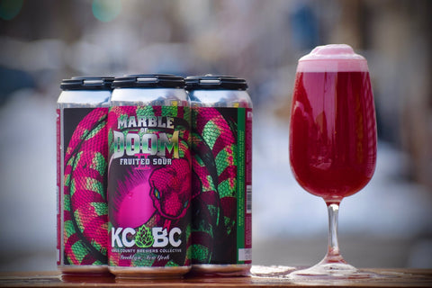 Kings County Brewers Collective Marble Doom II - 473ml - 5%