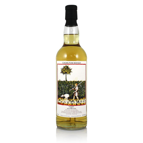 Chorlton Whiskey Ledaig 10yo Whiskey - 700ml - 57%