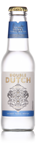 Double Dutch Skinny Tonic Water 24x 200ml
