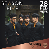 Season 5 Concert Ticket - Wishbeer 7th Anniversary