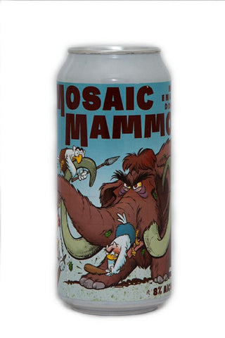 Uiltje Mosaic Mammoth (Can) - 330ml - 8.0%