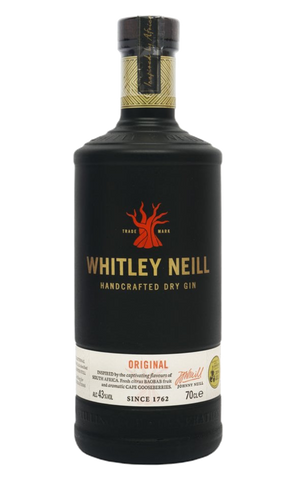 Whitley Neill Dry Gin - 700ml - 43%