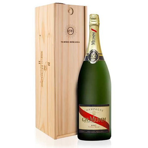 Champagne G.H. Mumm Cordon Rouge - 3000ml - 12.5%