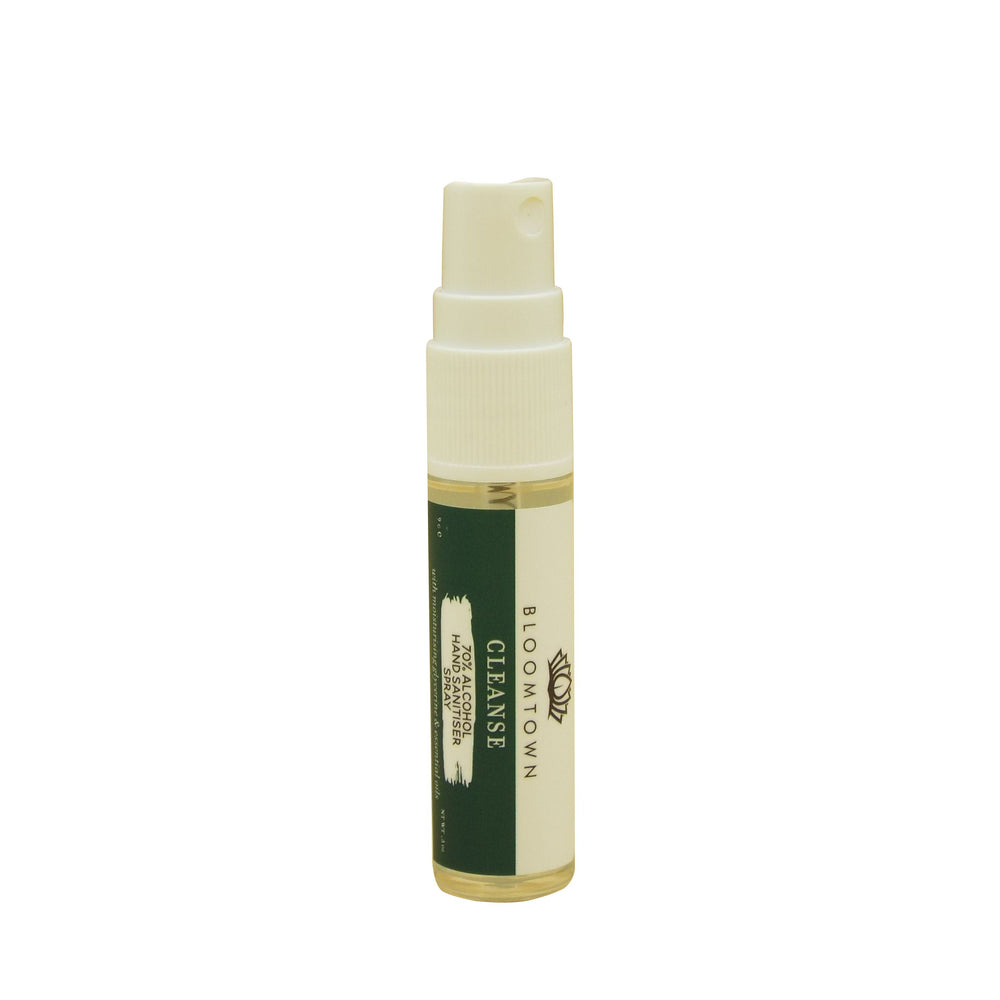 Hand Sanitiser Spray 70% Alcohol - Natural & Organic - 10ml pocket size Health & Beauty Bloomtown